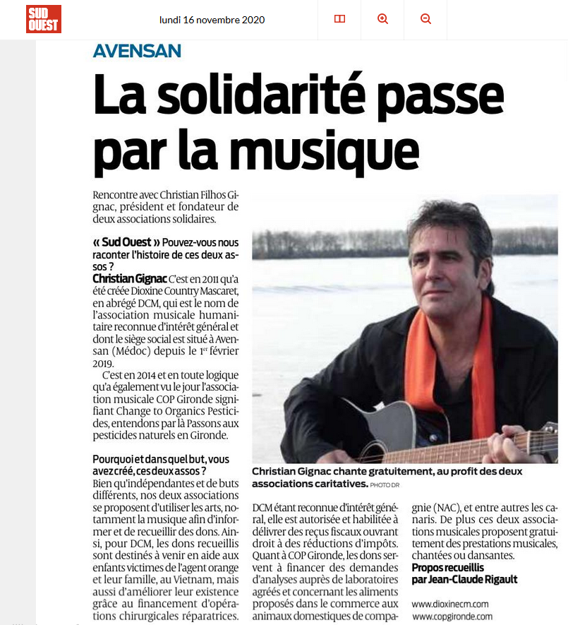 article-sud-ouest-16-11-2020